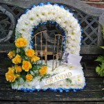 Gates of Heaven Funeral Tribute Flowers London