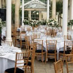 wedding at syon park great conservatory