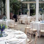 Wedding Flowers at Great Conservatory Syon Park